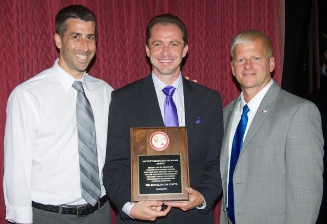 Prêmio Melhor Professor da Pós-graduação - Ohio State University (2013)